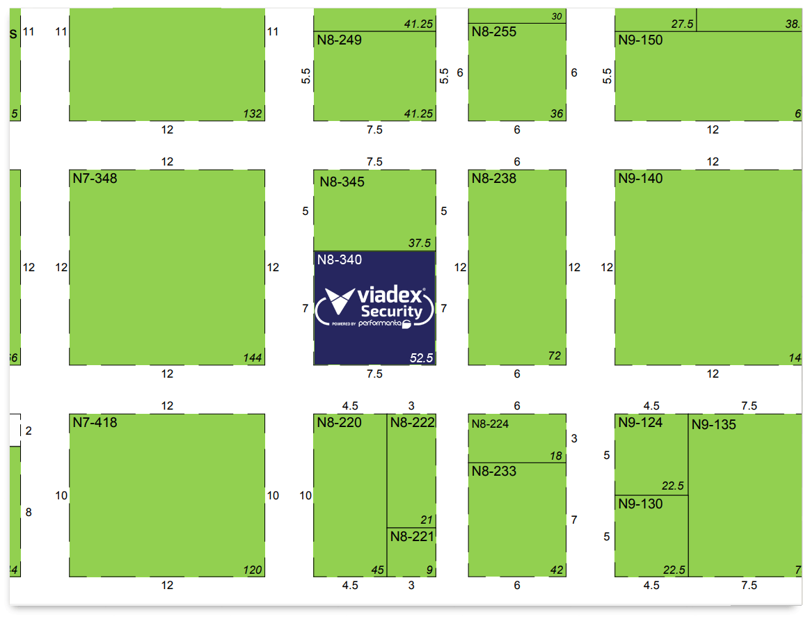 Viadex exhibiting on Stand N8-340 at ICE Totally Gaming 2018