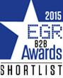 EGR B2B Awards - Shortlist - 2015