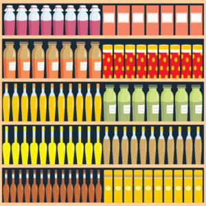Supermarket-food-shelf-vector-material-01