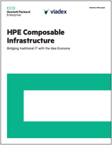 HPE Composable Infrastructure and the New Style of IT