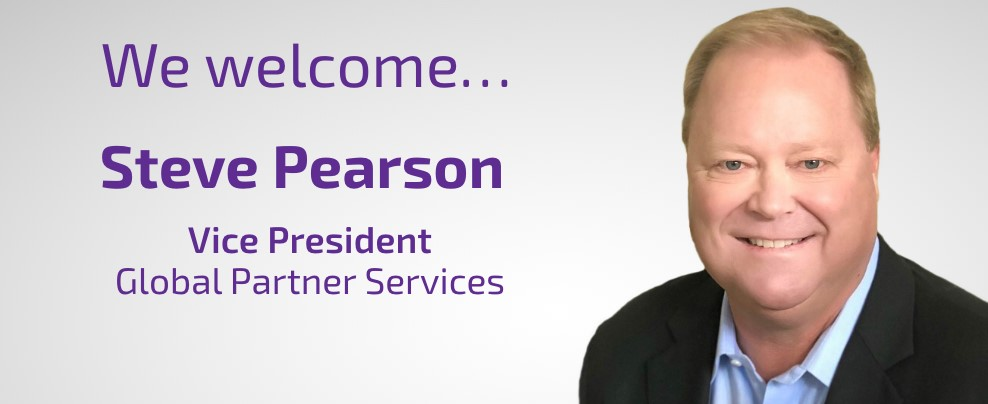 Steve-Pearson - Vice President, Global Partner Services