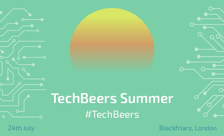 TechBeers is back with a splash! Our popular tech networking event returns to a London rooftop venue this summer. Don't miss out, register now!