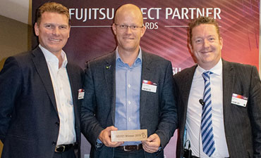 We are proud to announce that we have recently been awarded Fujitsu Global Partner of the Year for 2019!