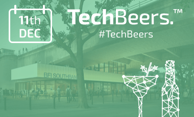#TechBeers returns for the winter edition on the 11th December at the Riverfront Terrace, Waterloo, London. Our most popular event, this is not to be missed!
