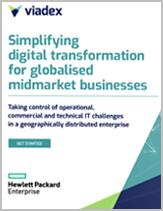 Simplifying digital transformation for globalised midmarket businesses